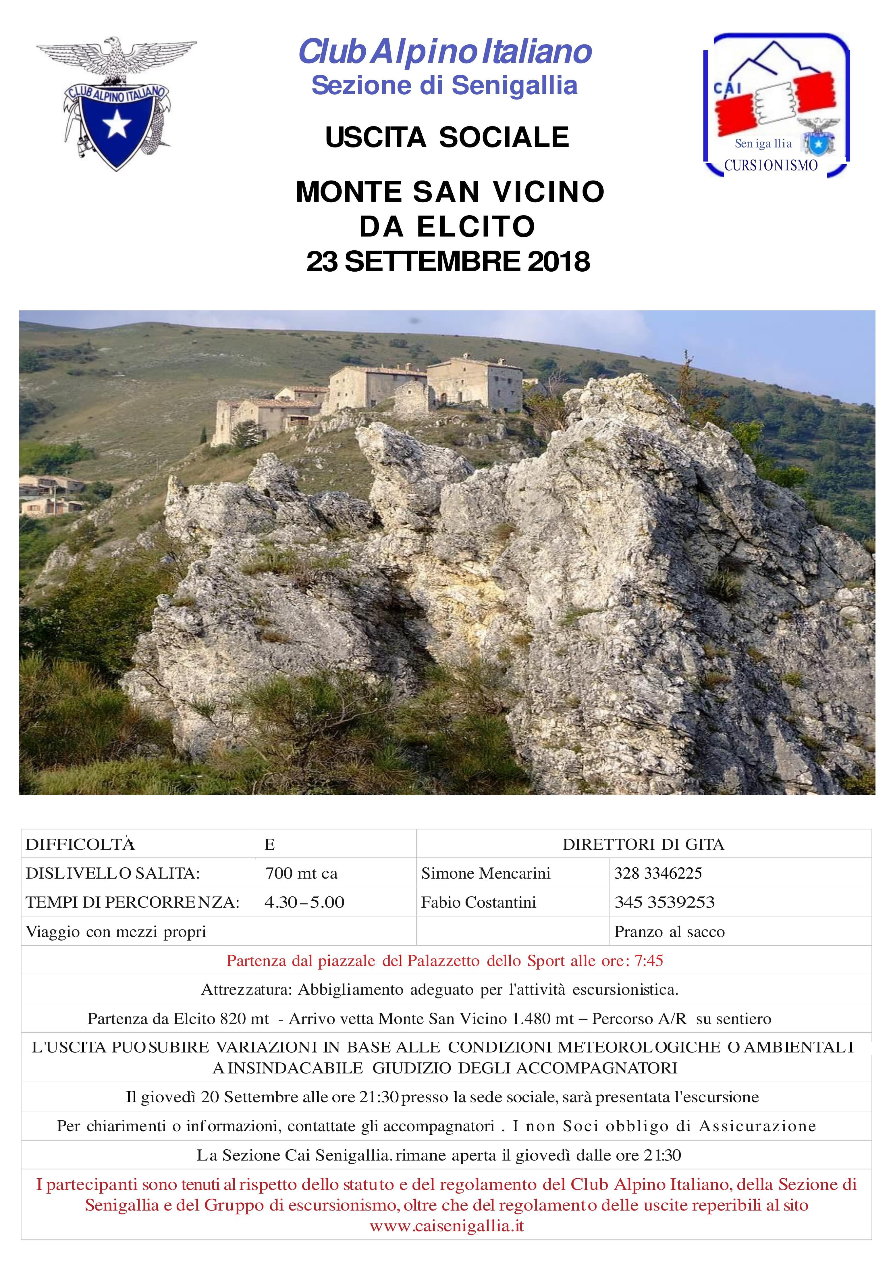 Monte San Vicino @ Monte San Vicino