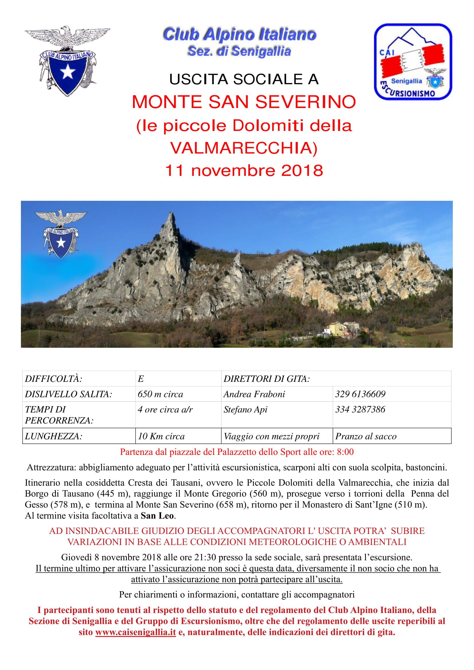 Monte San Severino