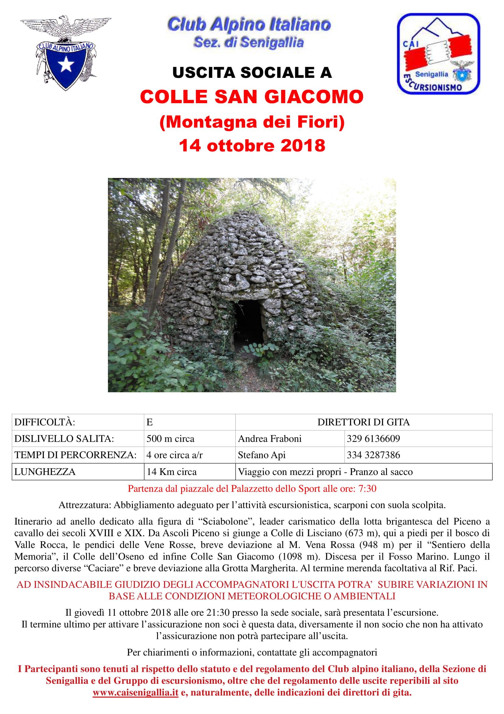 Colle San Giacomo