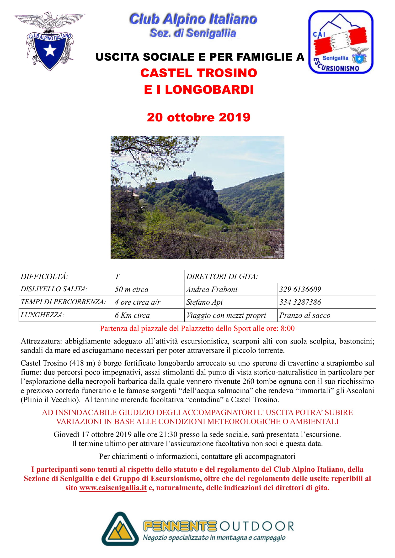 Castel Trosino e i Longobardi