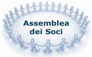 SOCI - ASSEMBLEA ORDINARIA DEI SOCI 2020 @ SEDE SOCIALE