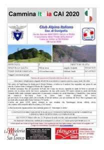 Sentiero Italia - Petrano